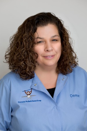 Deme, Office Manager at the Pediatric Dentist in Greenwich, CT