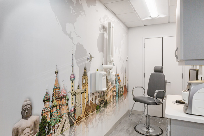 Around the World at the Pediatric Dentist Serving Stamford, Belle Haven and Riverside, CT