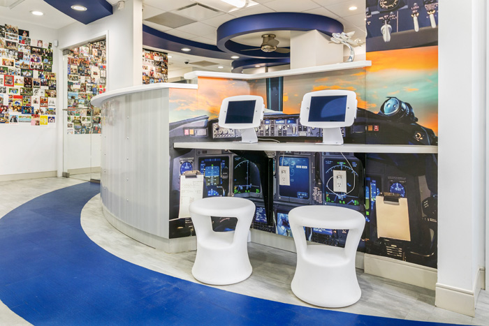The Control Center for the Pediatric Dentist in Greenwhich and Stamford, CT